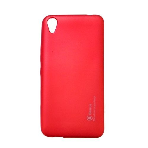 No Brand TPU Case Back Cover for Infinix X5010 Smart - Red Price in