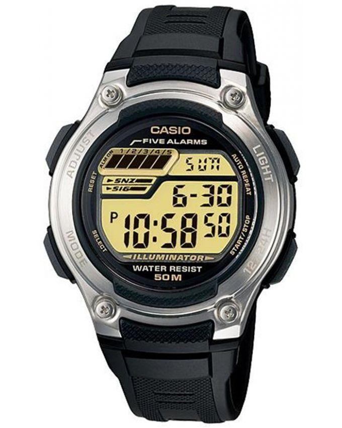 beb4f6311c1fb Casio W-212h-9avdf Resin Watch - Black