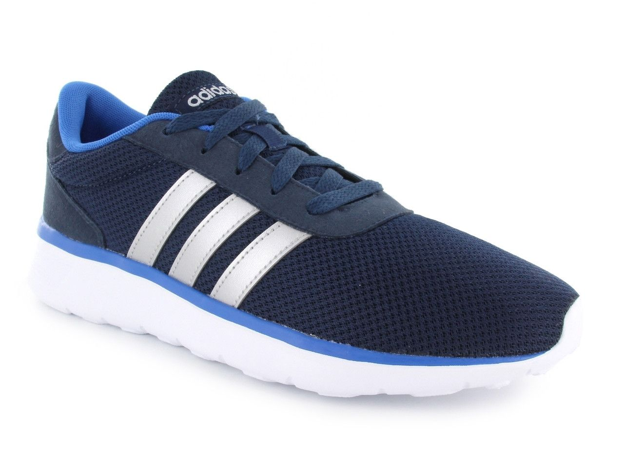 ed7b706c4cbc ... official store adidas neo label lite racer shoes navy blue f1ed0 d4071