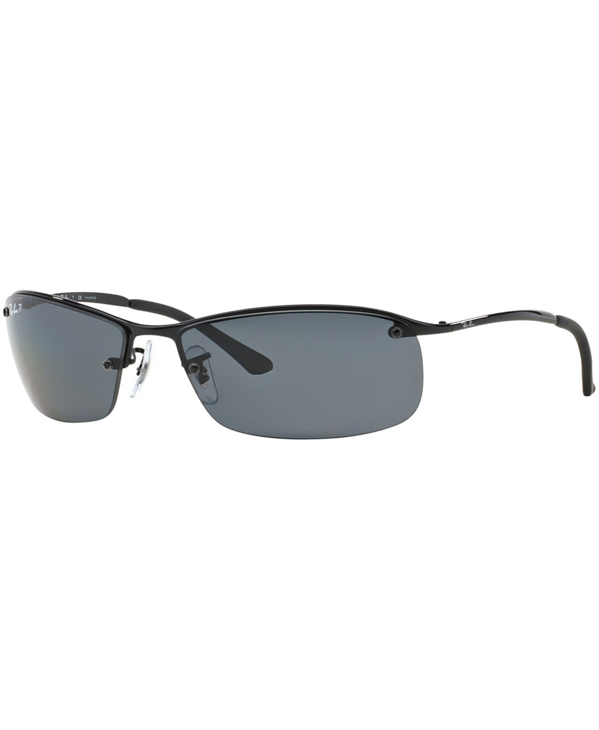 118541d0abf Ray Ban RayBan® Sunglasses - Brown Polarized Lenses RB3549 012 83 ...