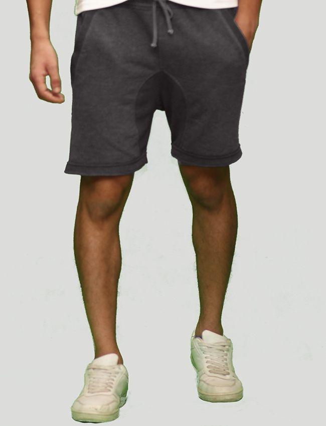 Minimum  Milton Shorts - Dark Grey