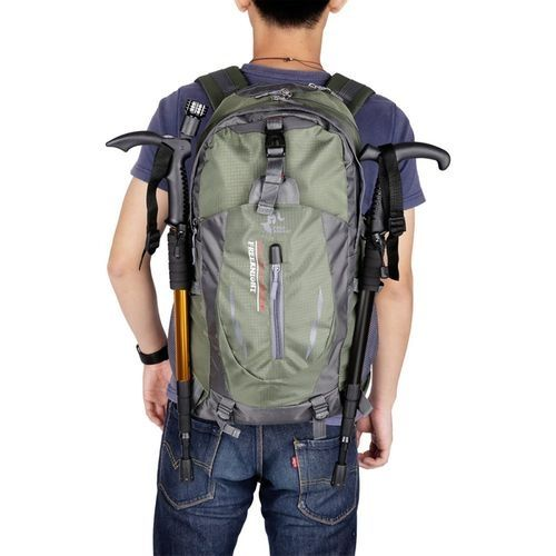 c5d30b2ed22e Free Knight Free Knight 005 Outdoor Sports Backpack Hiking Camping  Waterproof Nylon Bag 40L(Army Green)