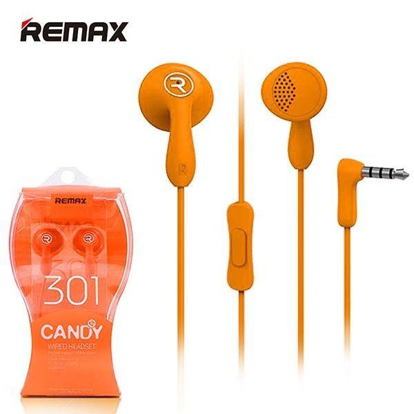 a6cd8c3730a Remax S15 In Ear Sports Sweat Proof Neckband Earphone - Orange Price ...