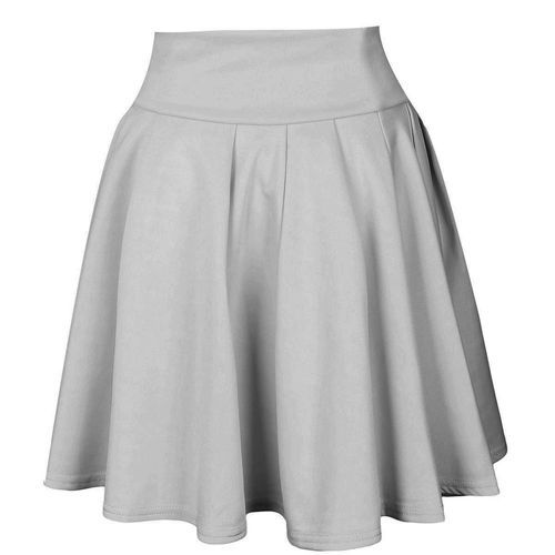 451a811c2 Buy Eissely Womens Party Cocktail Mini Skirt Ladies Summer Skater Skirt-Gray  in Egypt