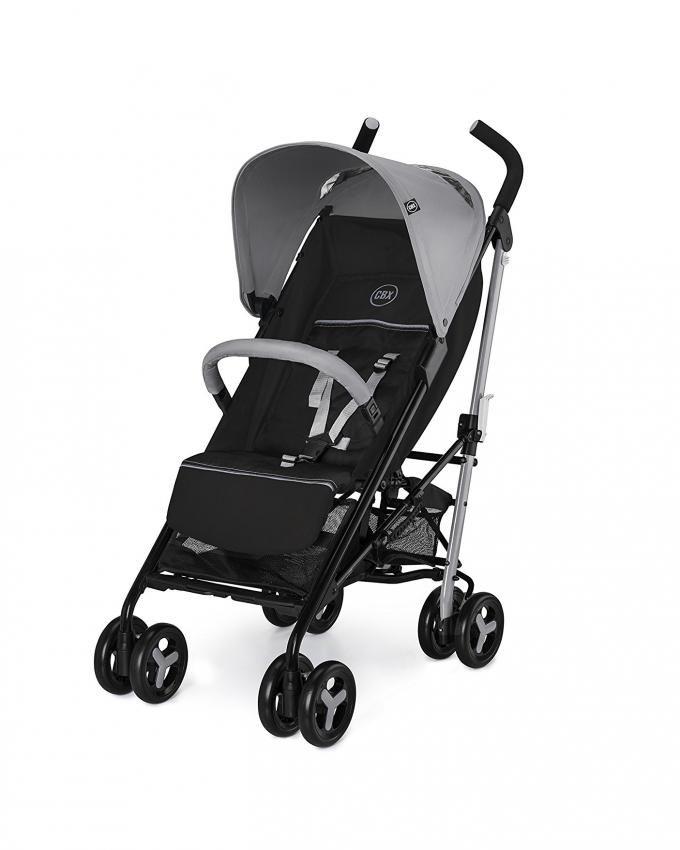 Cbx Nona Baby Stroller - Grey
