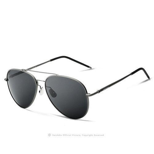 74b00994e0 Buy Fashion VEITHDIA Aluminum Magnesium Sunglasses Polarized Blue Lens  Rotate 180 Degrees Leg Eyewear Accessories Sun