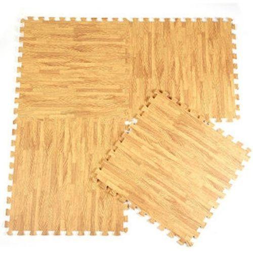 ... Anti Skid Carpet Flokati Shaggy Source · Buy Generic 9pcs Faux Wood Grain Ground Mat Kitchen Foam Cushion Carpet Beige in Egypt