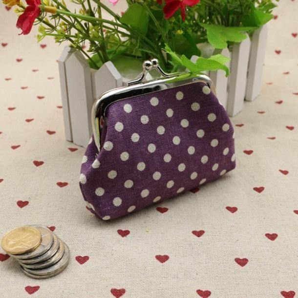 7926ae121 Generic Fashion Womens Small Wallet Card Holder Coin Purse Clutch Handbag  Bag