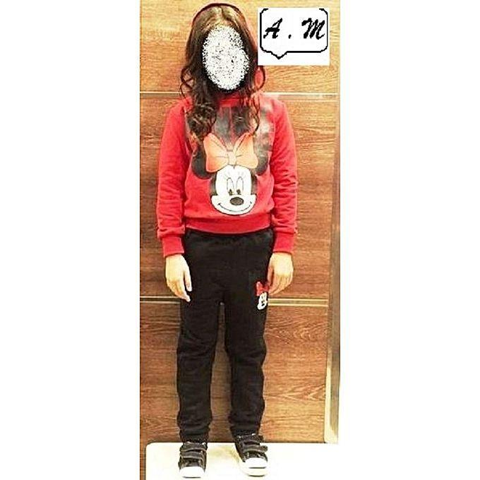 0b69c193a99d6 Generic Winter Hoodie - Red