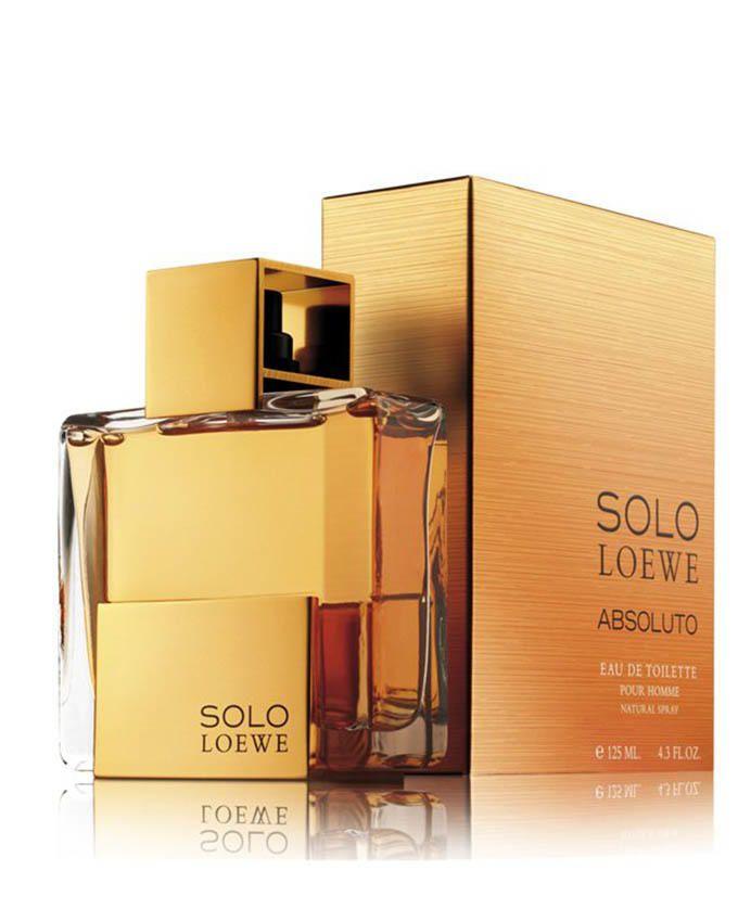 3ed1c511c Loewe Solo Loewe Absoluto – For Men - EDT - 125ml | البرفانات ...