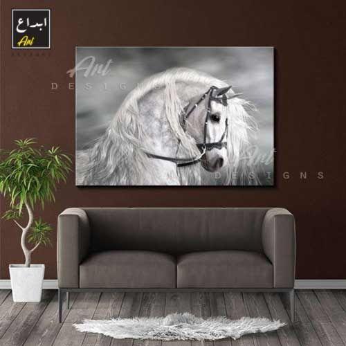 Ebdaa Art Modern Tableau Black Horse Price In Egypt Jumia Home