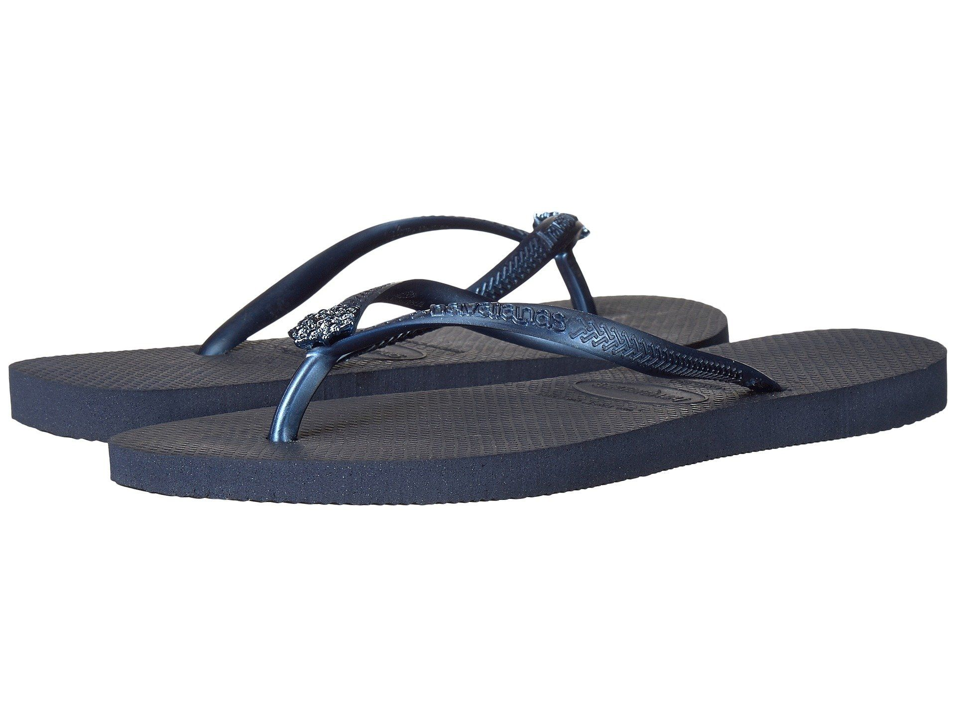 814d113f9 Buy Havaianas Havaianas Slim Crystal Poem Flip Flops in Egypt