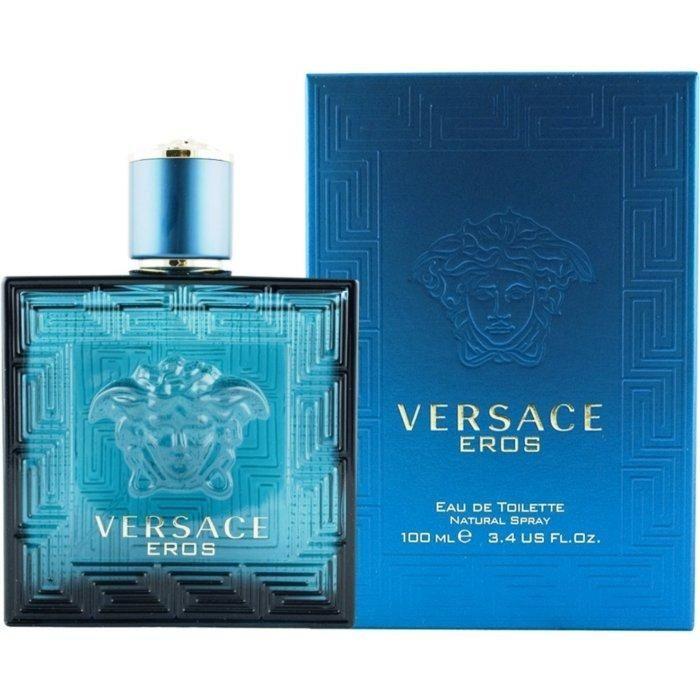c8669393c سعر Versace Eros EDT For Men - 100ml فى مصر | جوميا | البرفانات ...