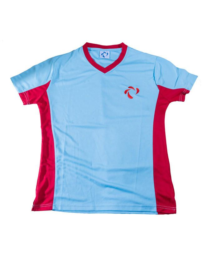 Didos DLPS-004 Women V Neck Team Shirt - XL