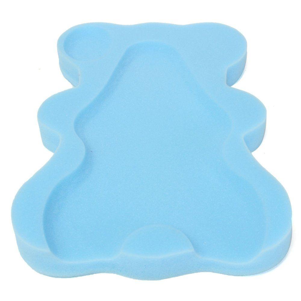 Universal Safe Baby Infant Non Slip Soft Bath Foam Pad Mat Body ...