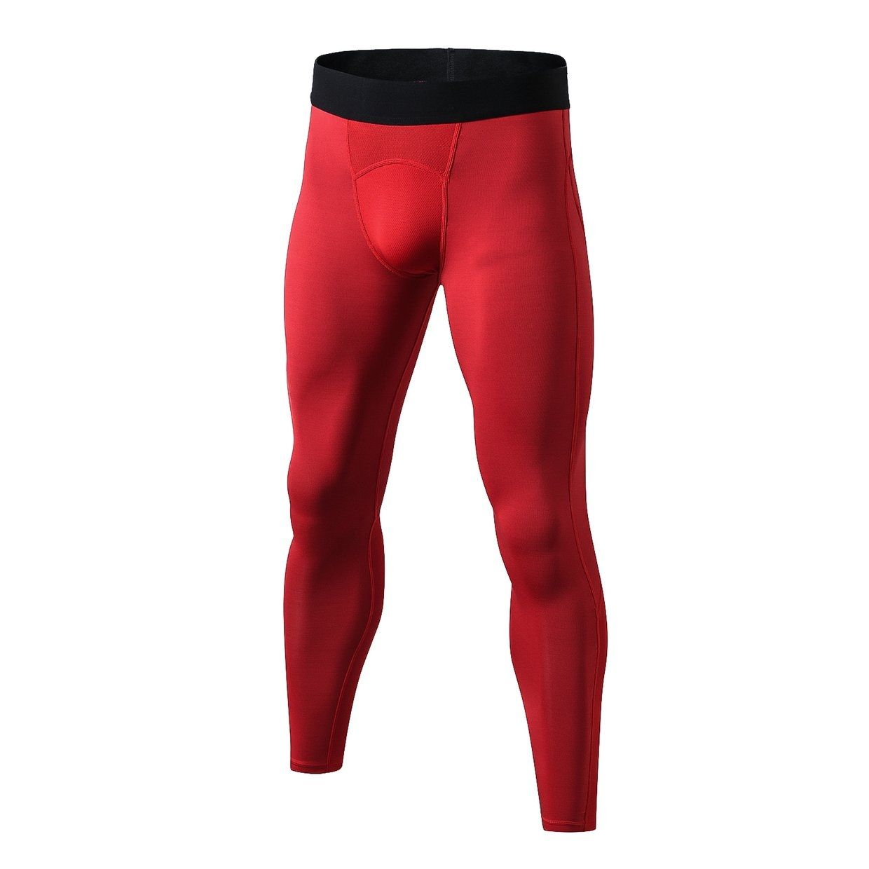 699f672109 Generic Yuerlian Breathable Men Compression Pants Quick Drying ...