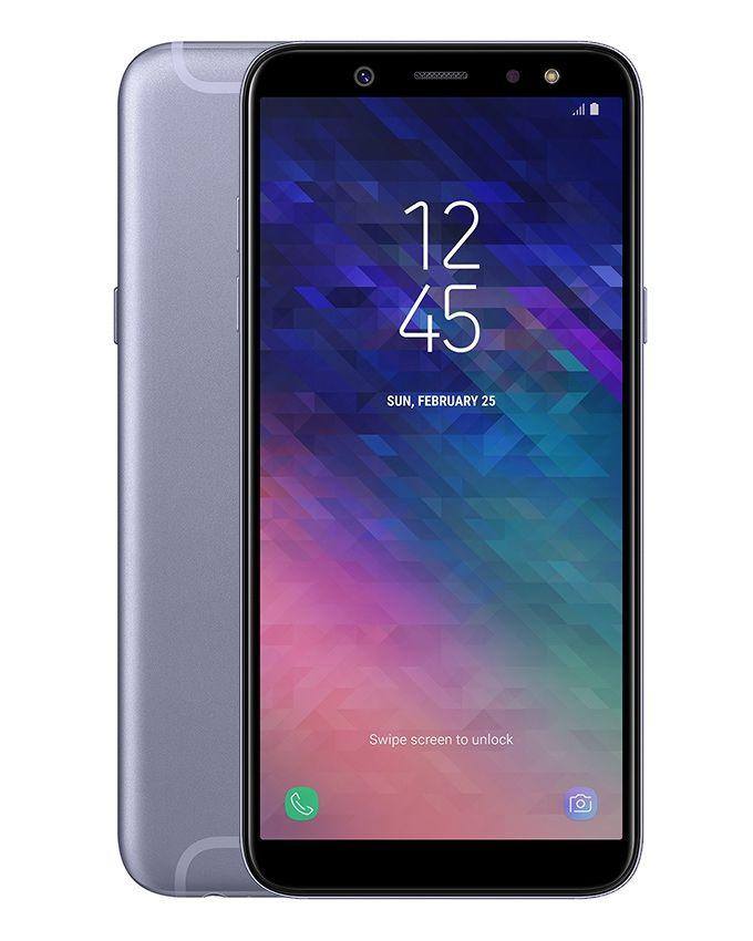 9952e52a3ab Samsung Galaxy A6 (2018) - 5.6-inch Dual SIM 64GB Mobile Phone - Lavender