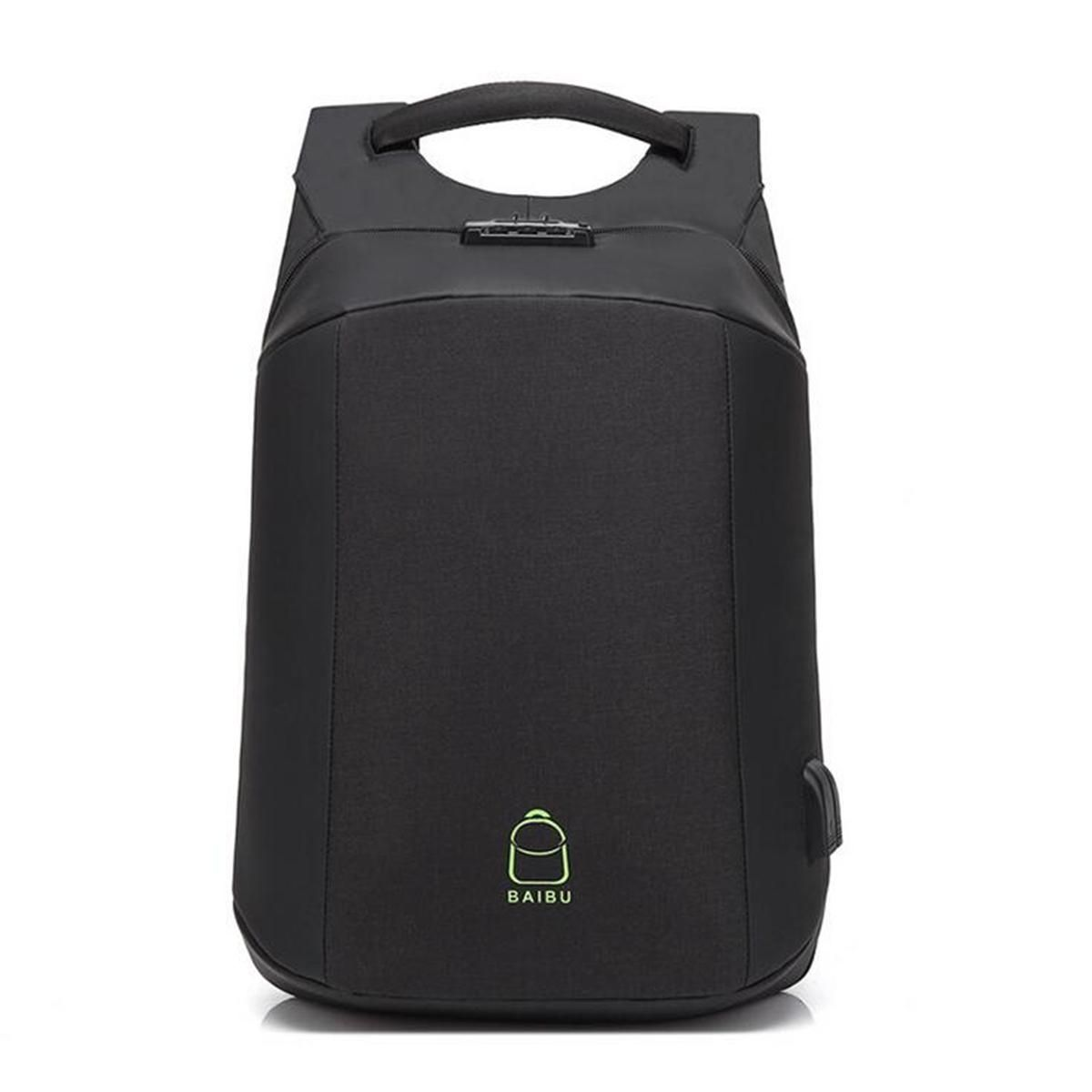 463228999 Buy Generic 15.6 Inch Backpack Students Backpack USB Charging Computer Bag  Business Anti-theft Travel