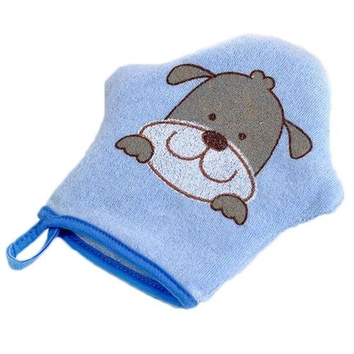 Cartoon Cloth Rubbing Brush Gloves Sponge For Kids Bath Towel Baby Wash Towel