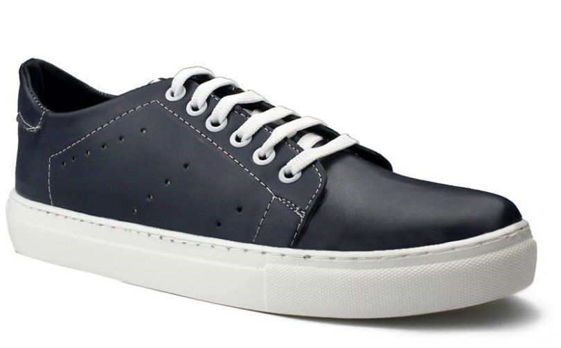 400bc81fe Buffalo Canvas Lace Up Shoes - Navy Blue Price in Egypt | Jumia ...