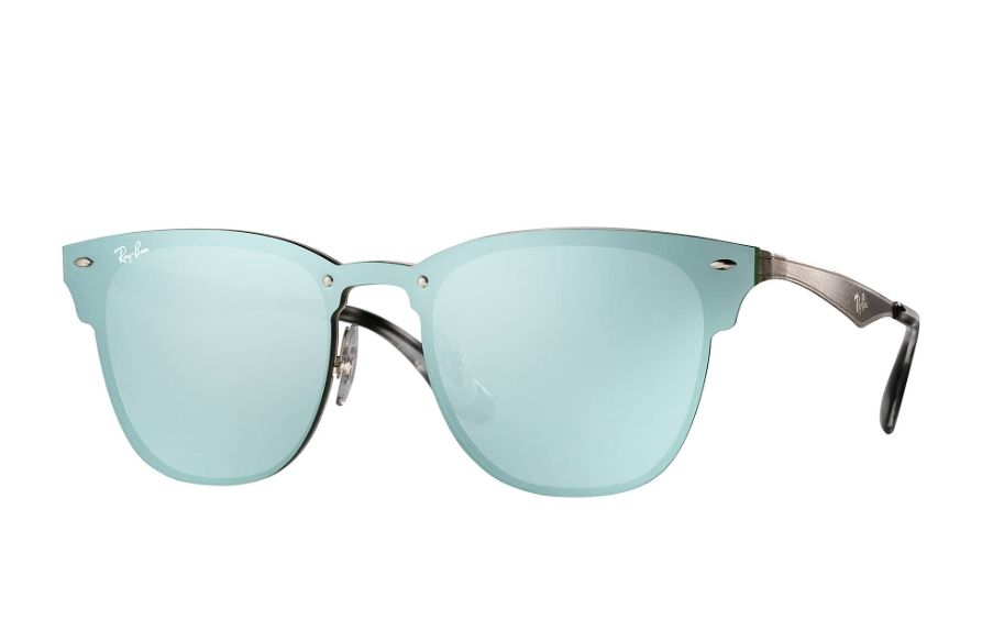 2be322e0146a3 Ray-Ban Rayban Sunglasses - Blaze® Clubmaster Green Mirror ...