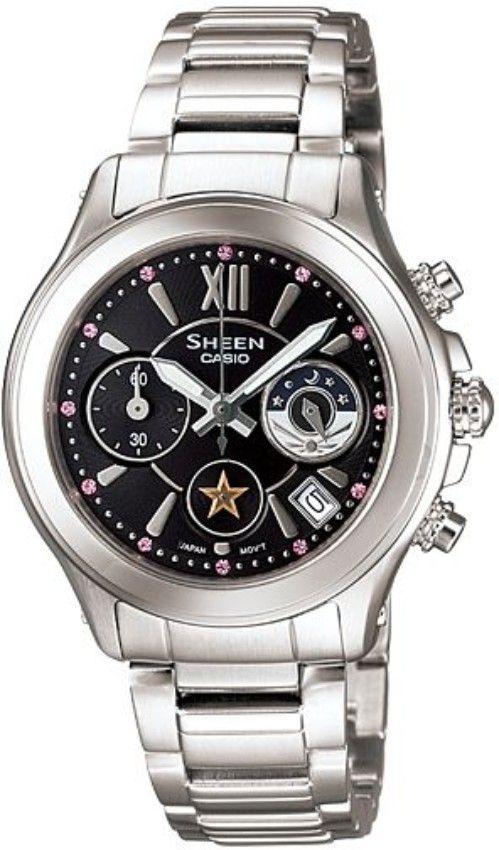 e0ebf8f2d سعر Casio SHN-5509D-1A Stainless Steel Watch - for Men - Silver فى ...