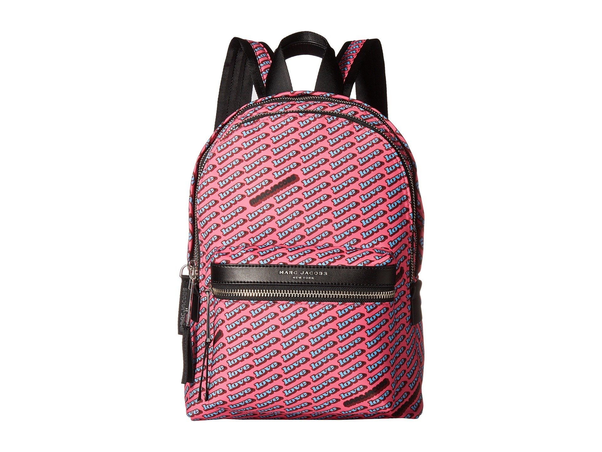 f8f5f0652f92 Marc Jacobs Marc Jacobs Trek Pack Love Medium Backpack Price in ...