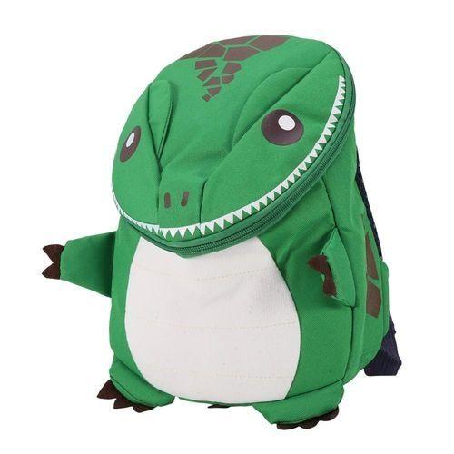 2729e87107fe Universal 3D Dinosaur Backpack For Boys Children Backpacks Kids  Kindergarten Small SchoolBag Green