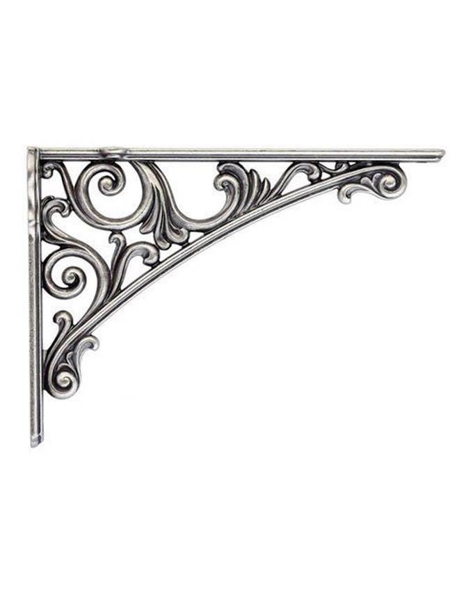 Shelf Bar - Silver