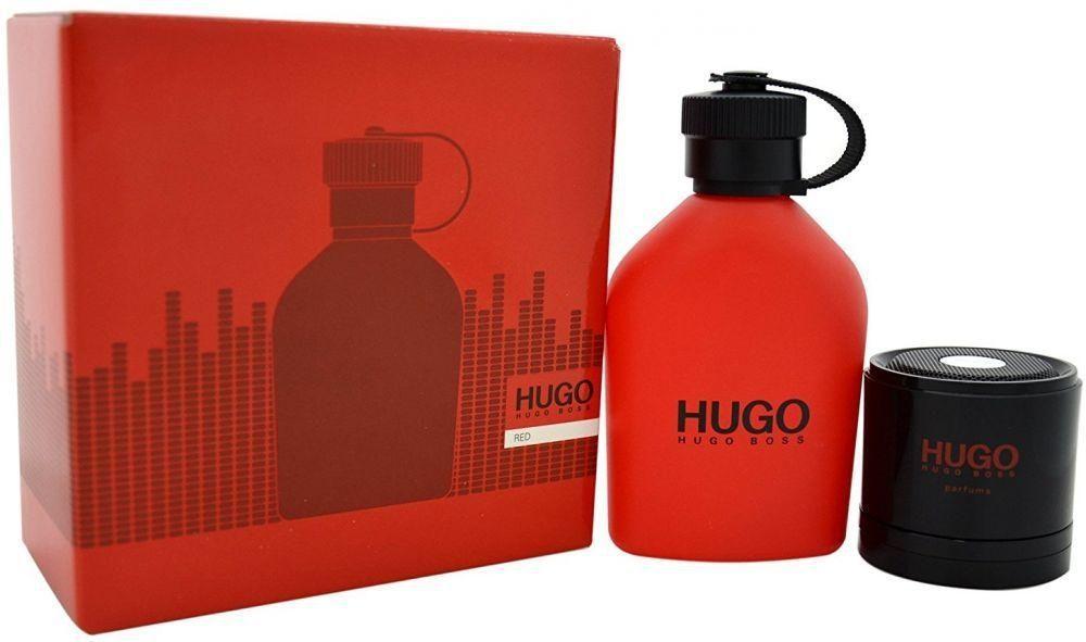 c355bc28f Hugo Boss Red Gift Set - EDT - For Men - 125 Ml + Portable Speaker ...