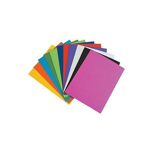 OE A4 Colored Foam Sheets Pack - 10 Sheets | Office Supplies ...