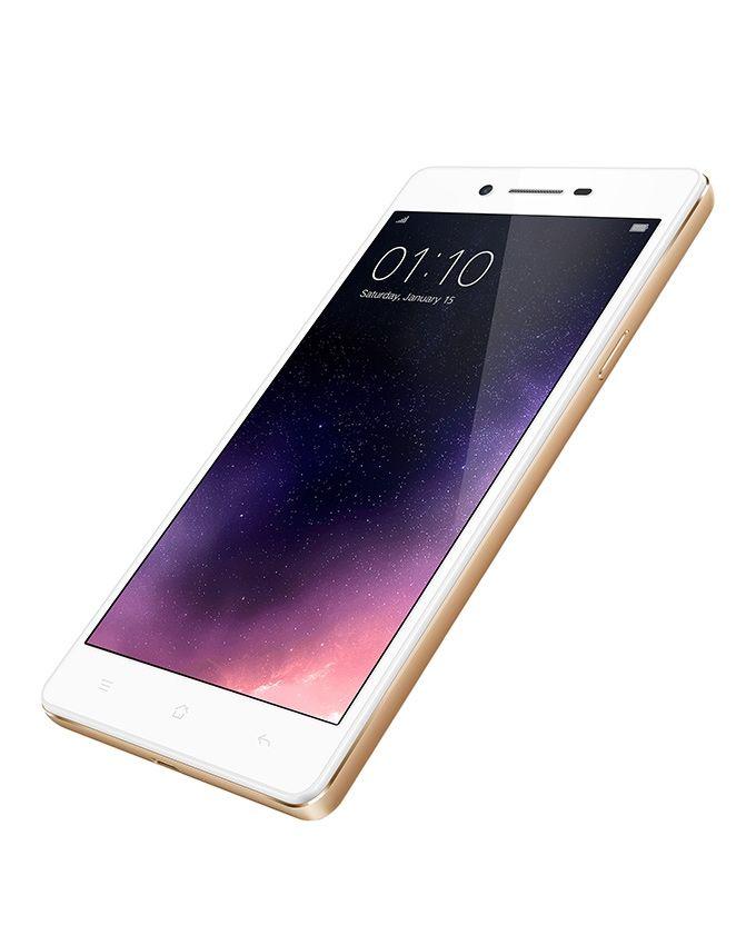 Neo 7 - 5.0 - 4G Dual SIM 16GB Mobile Phone - Ceramic White