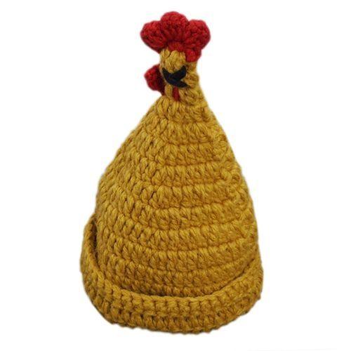 dffd4a79bbb Eissely Cartoon Popular Winter Warm Knit Crochet Ski Hat Headdress ...