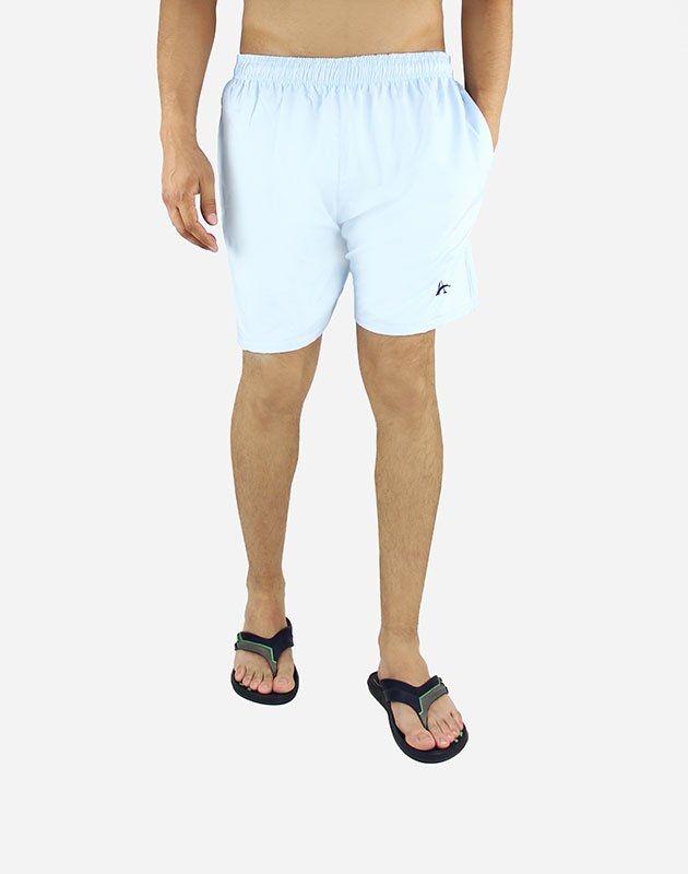 Andora Back Pocket Swimsuit Classic Fit  - Blue Sky