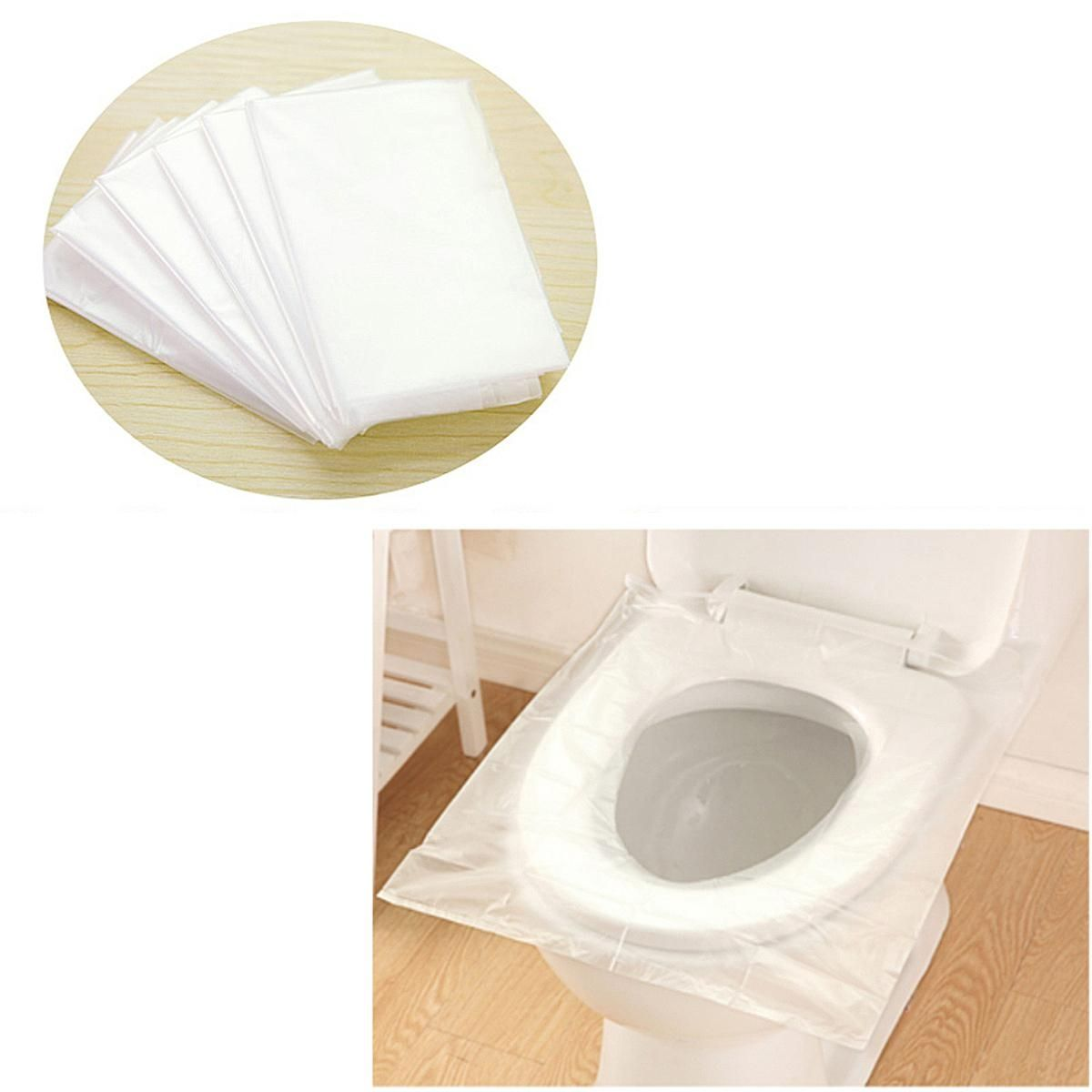 Peachy Generic 6Pcs Pocket Size Waterproof Toilet Paper Pads Pdpeps Interior Chair Design Pdpepsorg