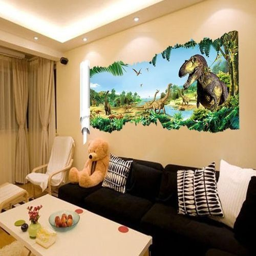 سعر Generic 3d Cartoon Wall Stickers Mural Decal Art Quotes Art Home