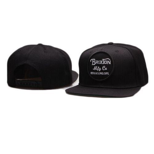 d54ee80335 سعر Fashion Brixton Snapbacks Fashionable Hip-hop Hat Adjustable ...
