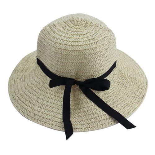 238b5da76c50b Buy Generic Fashion Elegant Women Girls Outdoor Sun Hats Caps Summer Beach  Hat Straw Cap in