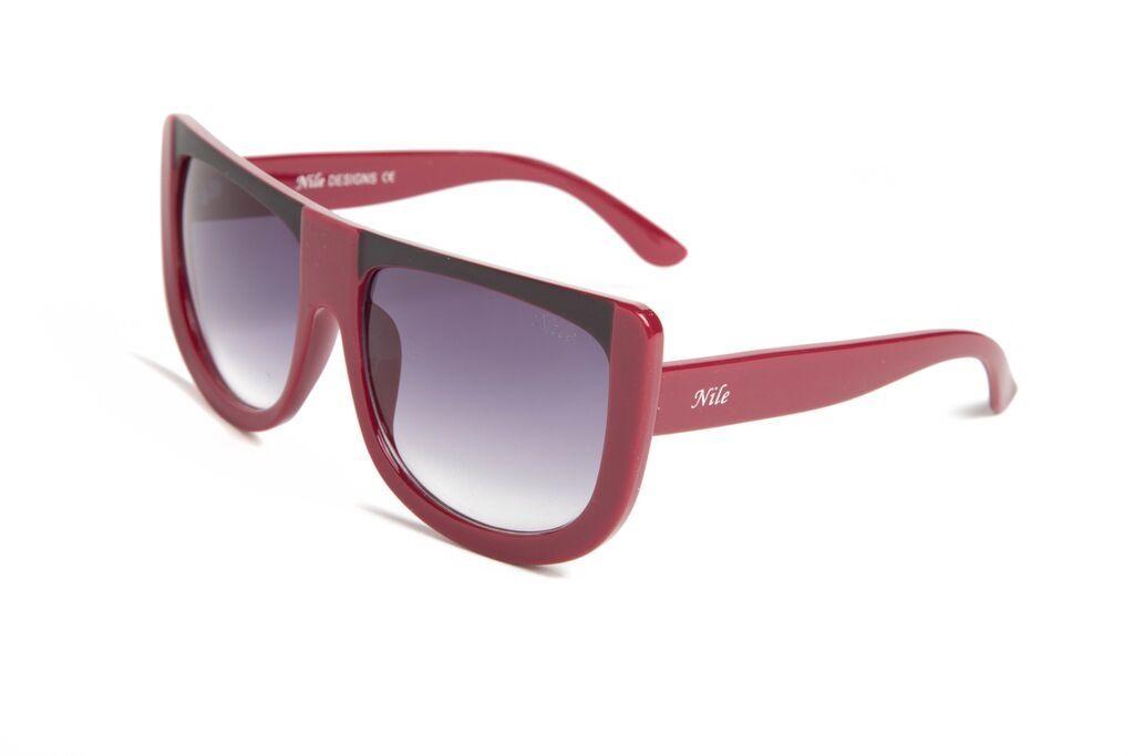 cd00c41d8 Nile Eyewear N084 Fashionable Man Sunglasses - Dark Red   نظارات ...