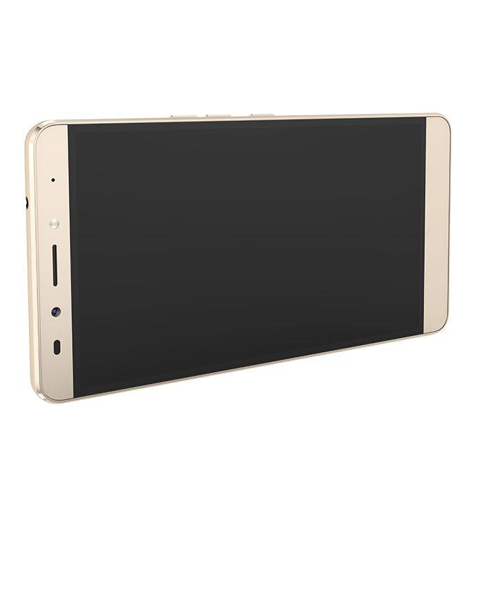 X601 نوت 3 - شاشة 6.0 بوصة - موبايل ثنائي الشريحة 3G - ذهبي
