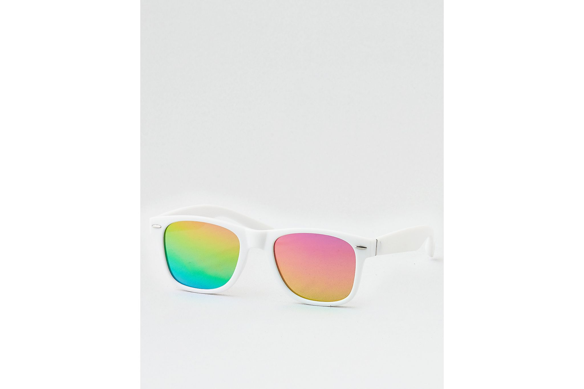af5a1fbd50 American Eagle White Rainbow Classics Sunglasses Price in Egypt ...