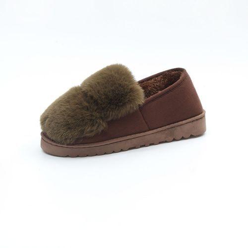 465a7e49c7b8 Neworldline Women Warm Flats Shoes Snow Women Autumn Winter Shoes Fashion  GN 36-Green 36-40