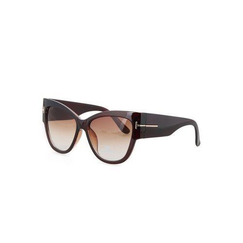 b1e87d668f Buy Fashion Fashion Women Big Frame Sunglasses Vintage Ladies Leisure Sun  Glasses Summer Beach UV Protection