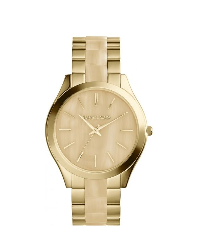 8042e2691 سعر Michael Kors MK4285 Stainless Steel Watch - Gold فى مصر | جوميا ...