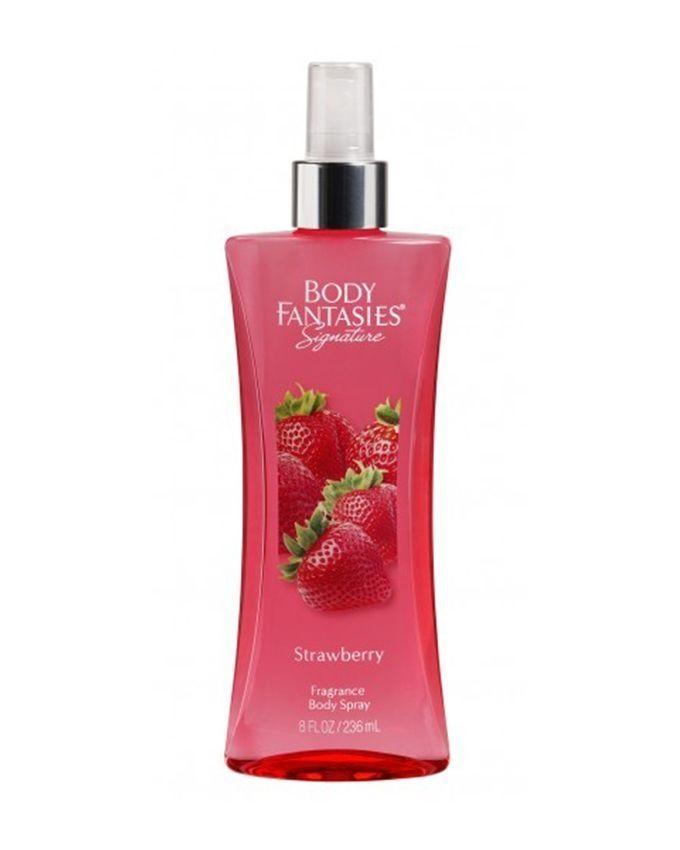 b5e1176f3 Body Fantasies Strawberry Spray - For Her - 236ml. 160.00 جنية مصرى.  139.01. +15% · اشتري Secret Clear Gel Deodorant - So Very Summerberry - 73gm  في مصر