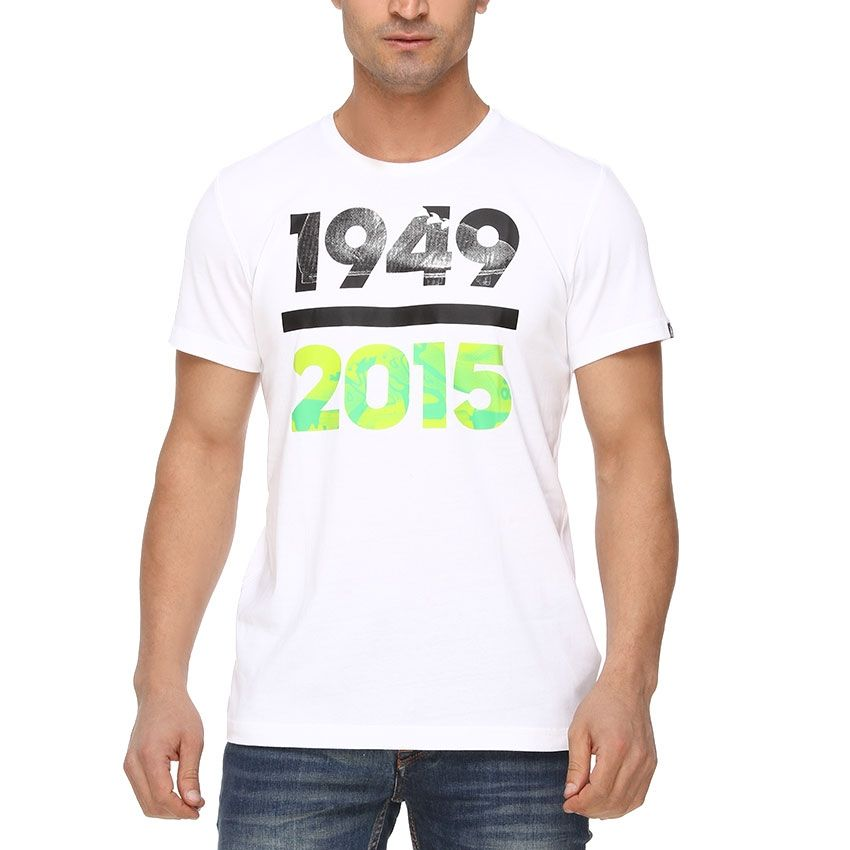 8c37ce481 Adidas Printed T-Shirt - White Price in Egypt