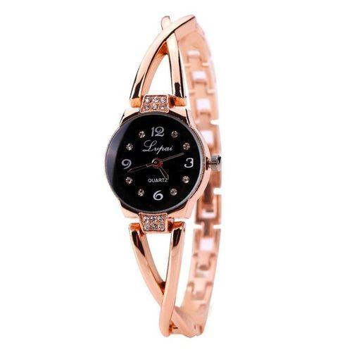 77776afed90d HONHX LVPAI Vente Chaude De Mode De Luxe Femmes Montres Femmes Bracelet  Montre Watch
