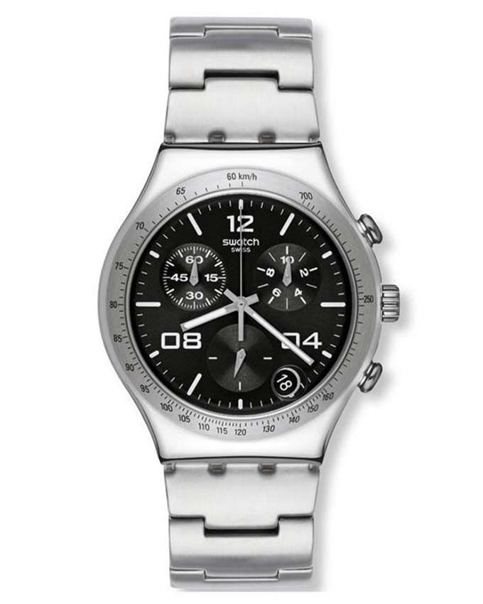 c8c28c7c2 سعر Swatch YCS564G Stainless Steel Watch - Silver فى مصر   جوميا ...