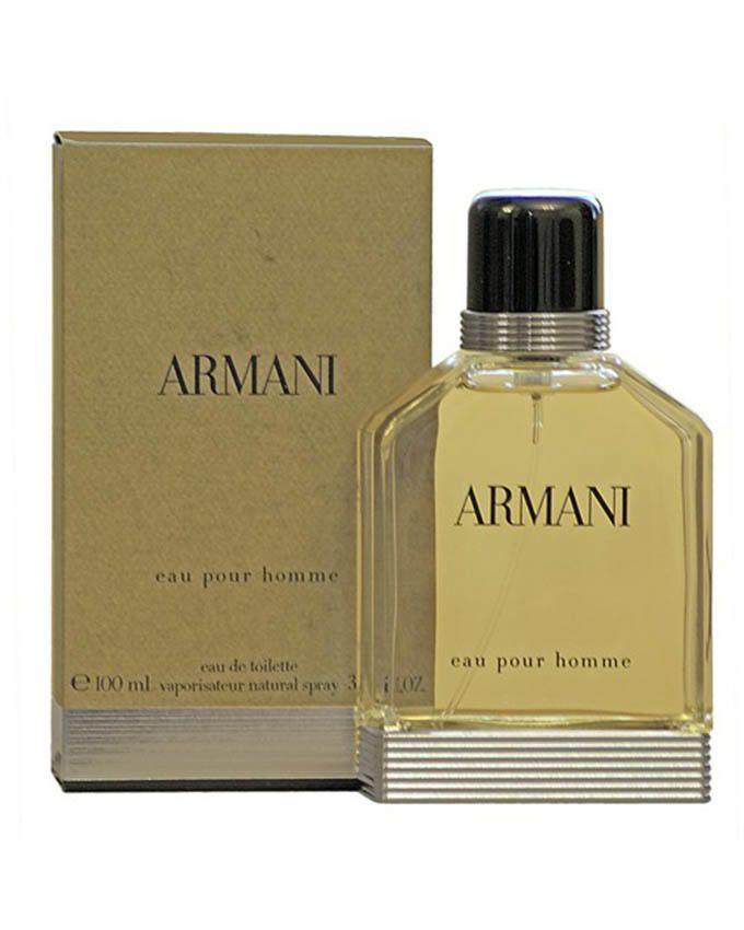 Giorgio Armani Eau Pour Homme Reno Edt For Men 100 Ml Price In
