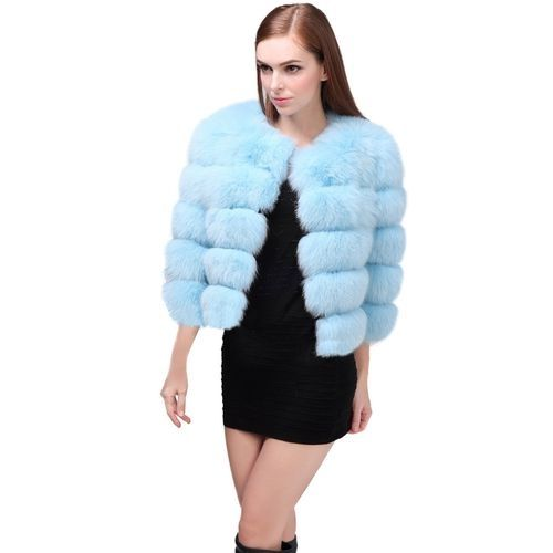 aab4e311f95 Buy Generic Women Winter New Fashion Pink FAUX Fur Coat Elegant Thick Warm  Outerwear Fa in